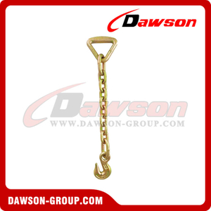 Chain Anchor with Forged Delta Ring