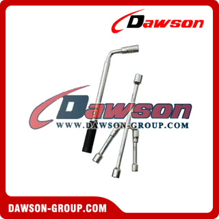 Tension Rod With Bend Handle