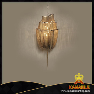 Golden home decoration Chain chandelier(KA106G)