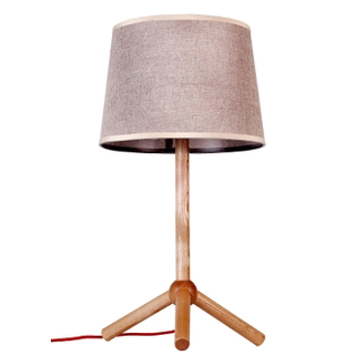 Hot sell wooden table lighting for hotel (LBMT-YZ)