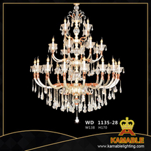 Brass Classical pendant chandelier(WD1135-28)