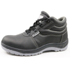 HS1016 cheap pvc injection steel toe safety boots shoes for men