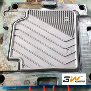Car floor mats injection mold