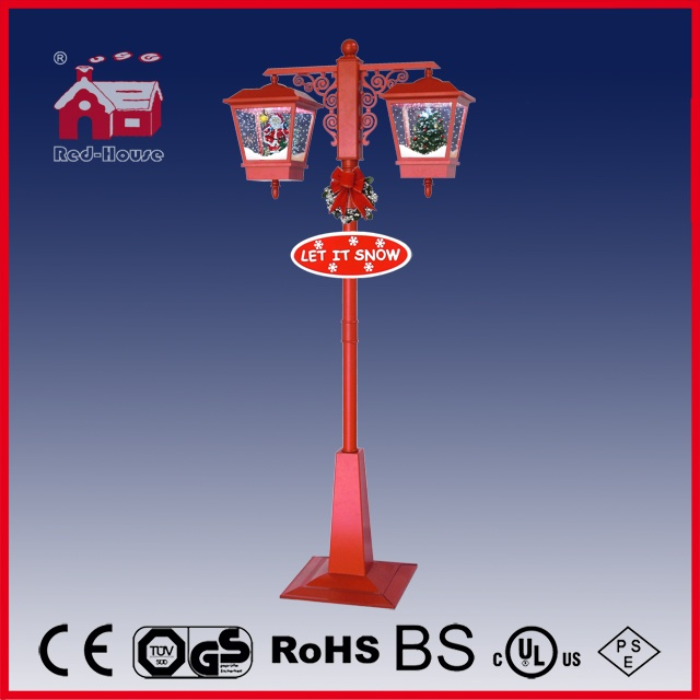 (LV188DS-RR) Red Festival Christmas Light for Holiday Decoration with LED Light