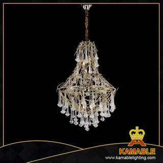 Modern Decorative Acrylic steel pendant lamp (317 - 11)