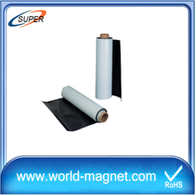 adhesive magnetic rubber