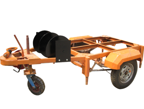 Series ZYB-S trailer equipped open type insulating oil regeneration system