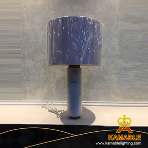 Modern Hotel Marble Decorative Table Lamp (KNC-01T)