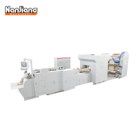 HD-200 Roll Fed Square Bottom Paper Bag Making Machine