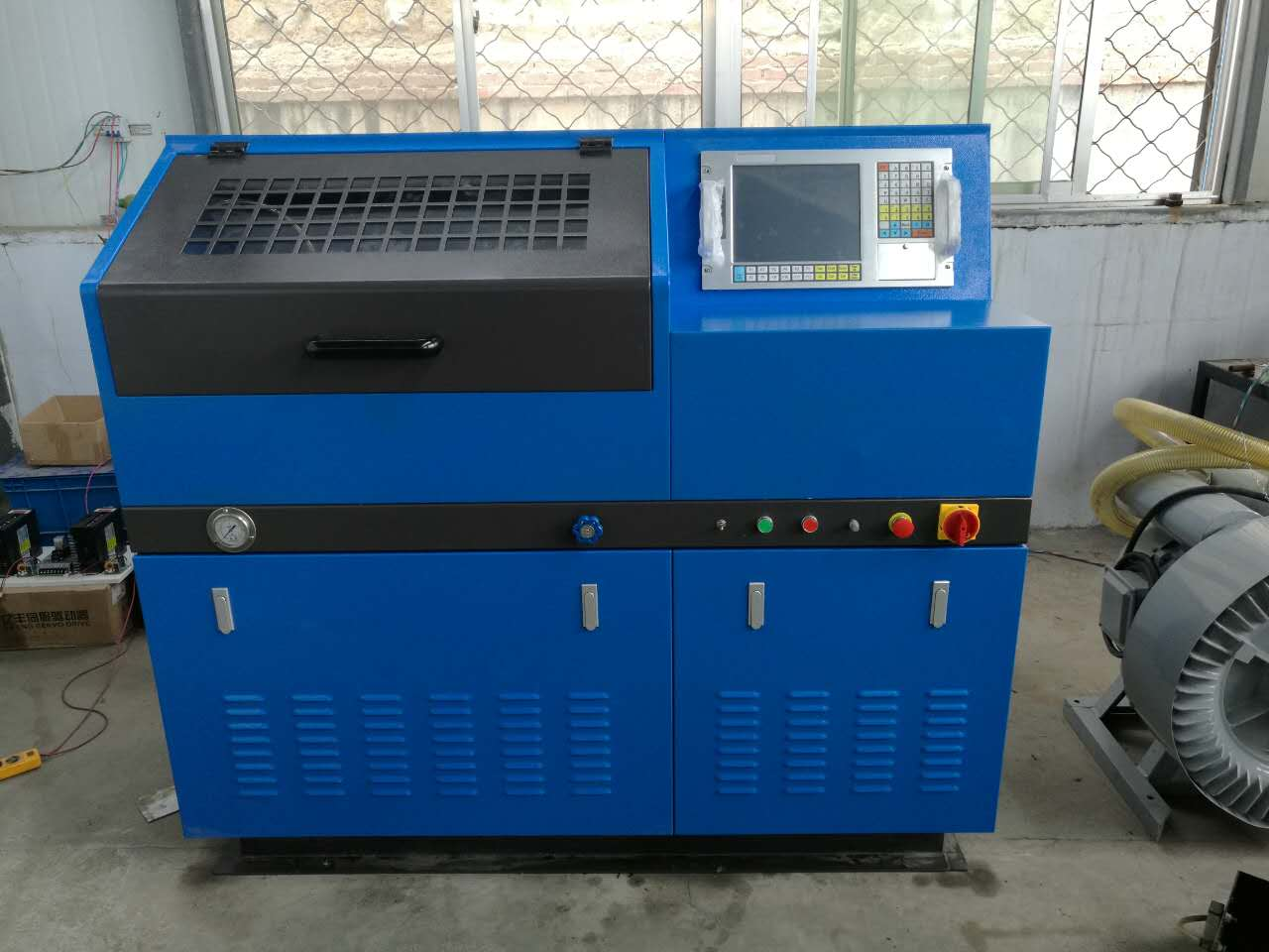 Automobile Turbocharger Test Bench for Truck Cars