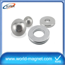 Strong Neodymium Rare Earth Ring Magnets