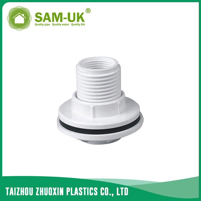 PVC threaded tank for water supply BS 4346