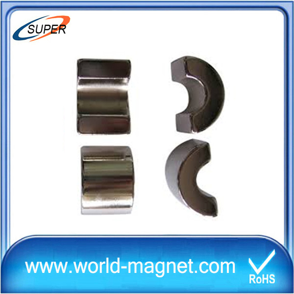 ISO9001 Certificated Sintered Neodymium Magnet