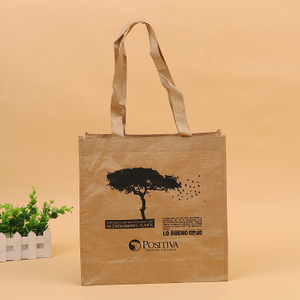 2019 latest fashion latitude and longitude line special paper bag