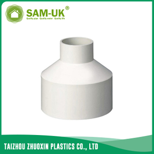 PVC pipe reducer for water supply GB/T10002.2