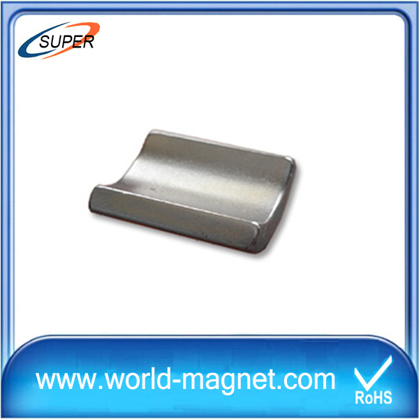 Hot Sales Customerized Arc Motor Magnets