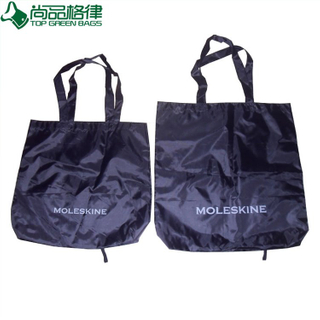 Cheap Foldable Shopping Tote Polyester Advertising Bag (TP-SP262)