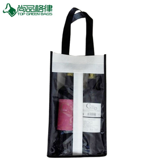 Single Bottle Wine Bag 1 Pack 1 Bottle (TP-WB054)