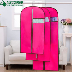 Promotion Non Woven Suit Carrier Travel Garment Bag (TP-GB089)