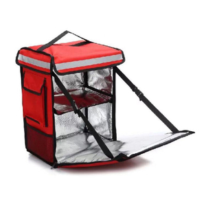 Delivery Catering Bags Pizza And Sandwich Insulated Food Delivery Backpack