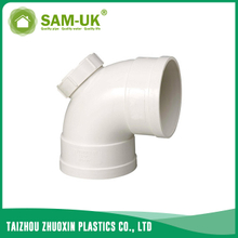 PVC check elbow for drainage water