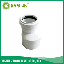 PVC sewer reducing coupling for drainage water NBR 5688