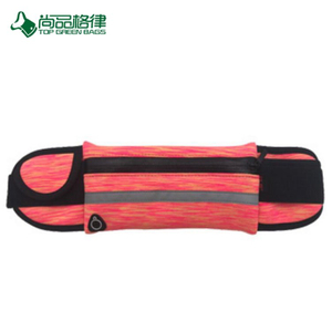 Wholesale Custom Waterproof Fitness Workout Belt Elastic Running Waist Bag