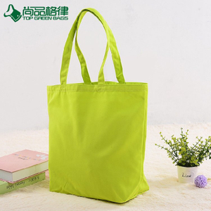 Fashion custom tote canvas bag teen shoulder shopping bag for travel (TP-SP615)