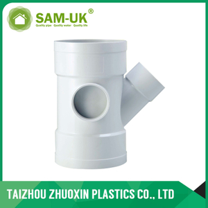 AS-NZS 1260 standard PVC REDUCING JUNCTION