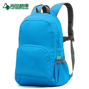 Custom travel bag foldable backpack sports bags for outdoor (TP-BP309)