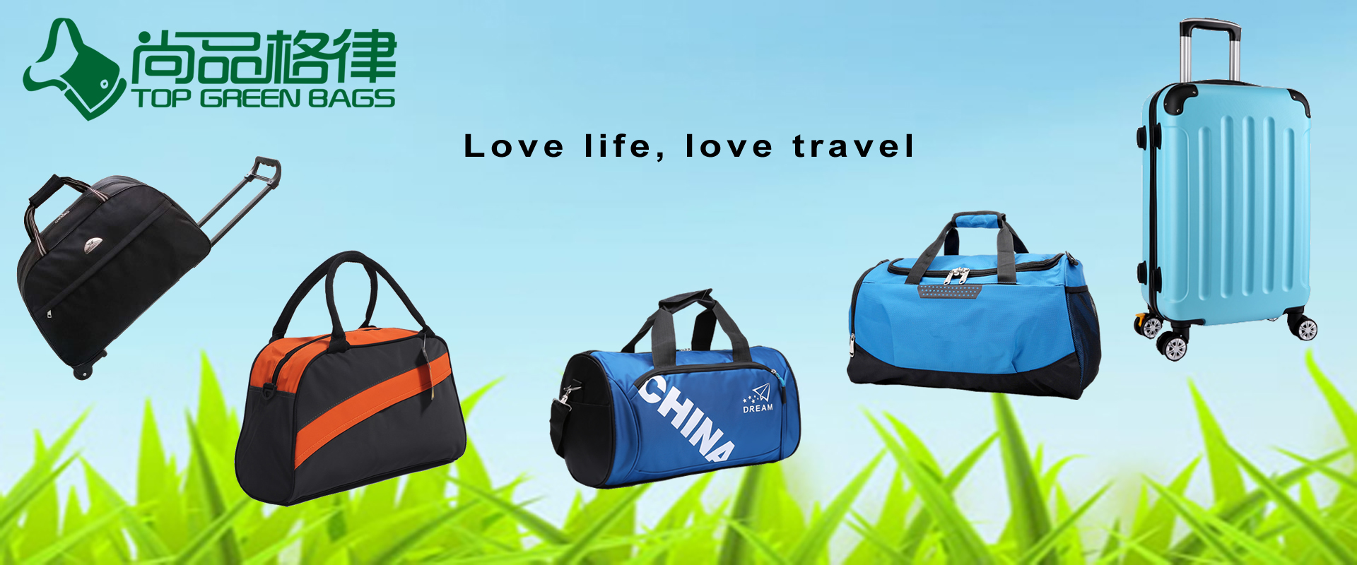 travel bag & suitcases