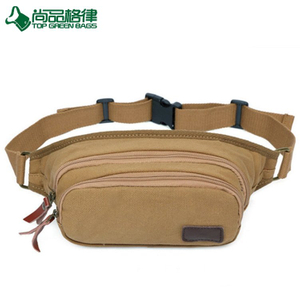 Men Multi-Functional Canvas Waist Bags Musette Bags (TP-WTB052)