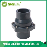 PVC check valve ( socket )