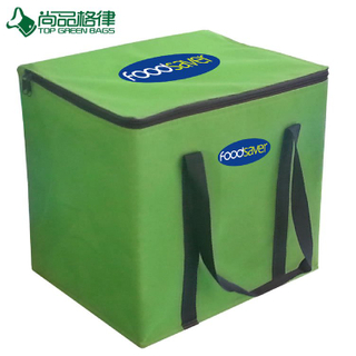 Customized Eco-Friendly Fashion Durable Cooler lunch bags tote (TP-CB228)