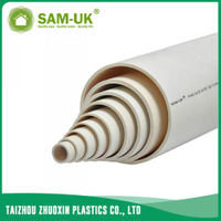 PVC pressure pipe for water supply GB/T 10002.1 national standard