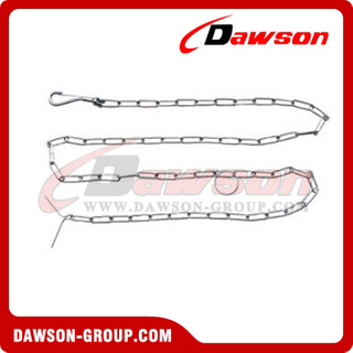Link Chain Style Animal Chain