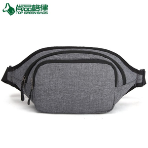 Fashionable Designer Polyester Hip Bag Travel Waist Pack (TP-WTB051)