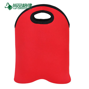 Reusable Non Woven Shopping Tote Wine Bag (TP-WB045)