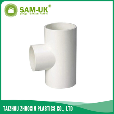 UPVC reducing tee for water supply GB/T10002.2