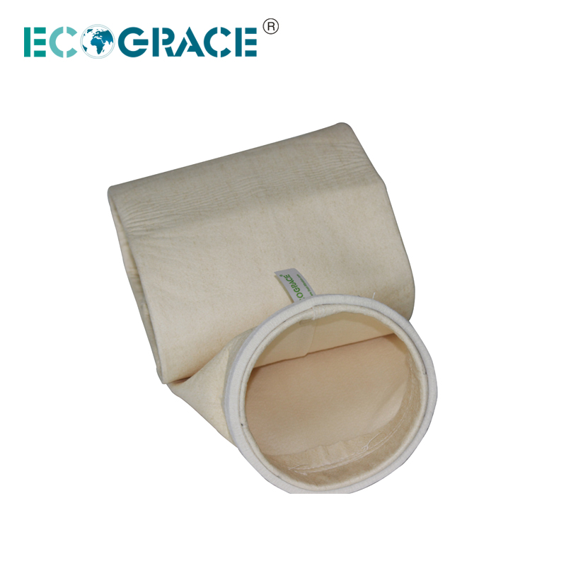 Meta Aramid Filter Bag 550gsm Nomex Filter Bag