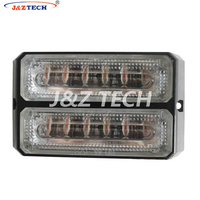 Linear two row 12×3W LED surface mount lighthead