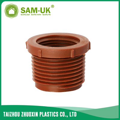 PPH threaded adapter for hot water