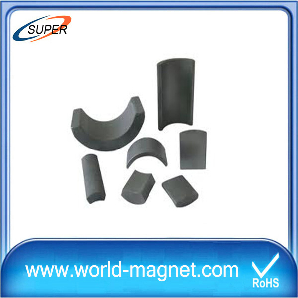 strong High-level Hotest Segment shaped magnets
