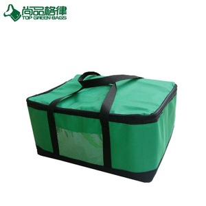 2017 Hot sale cheap pizza bag thermal insulated delivery hot bag (TP-PB052)
