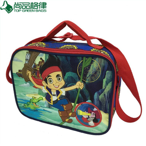 2017 Cartoon Child Insulated Lunch Bag Shoulder Cooler Bag for Promotional (TP-CB452)