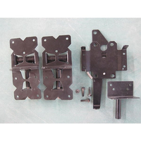 Gate Hardware (color or black)