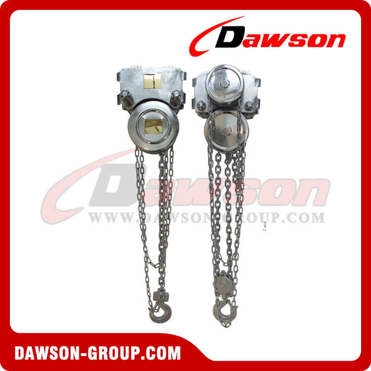 HSS-ZHC type stainless steel chain hoist