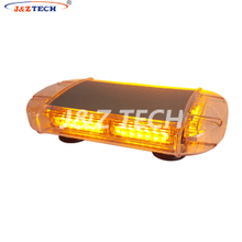 Linear amber led warning strobe lights mini led lightbar