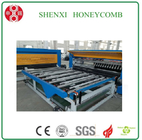 Lower Cost Honeycomb panel slitting machine use for pallet