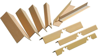 100%High Quality Recyclable paper edge board